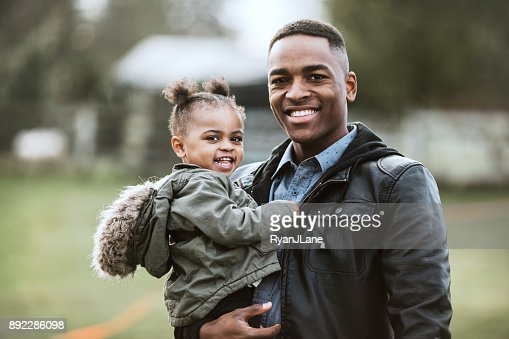 Loving Father with Daughter