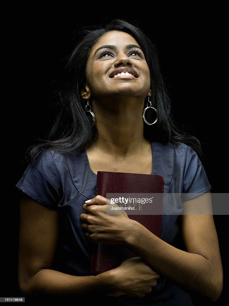 Loving god : Stock Photo