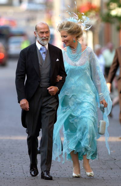 Prince Princess Michael Pictures | Getty Images