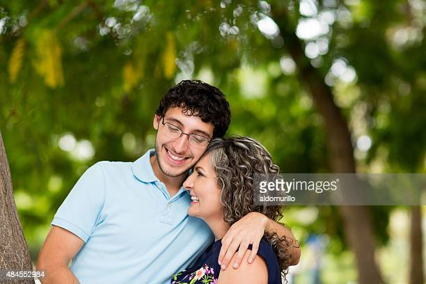 loving mother and son - 20 24 years stock pictures, royalty-free photos & images