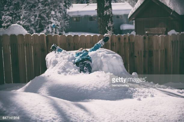 Lieben den Schnee