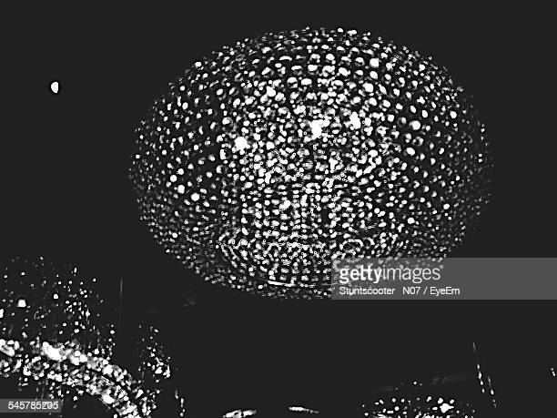 Low Angle View Of A Chandelier