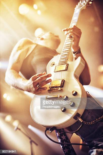 played to perfection - modern rock stock pictures, royalty-free photos & images