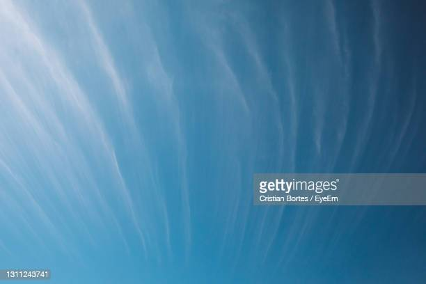low angle view of blue sky - bortes stock pictures, royalty-free photos & images