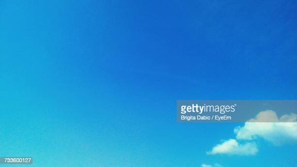 low angle view of blue sky - sky only stock pictures, royalty-free photos & images