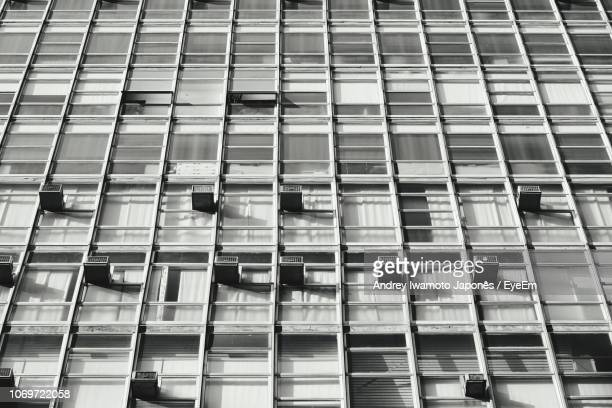 low angle view of building - japonês stock pictures, royalty-free photos & images