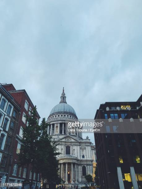low angle view of buildings in city - data topuria stock pictures, royalty-free photos & images