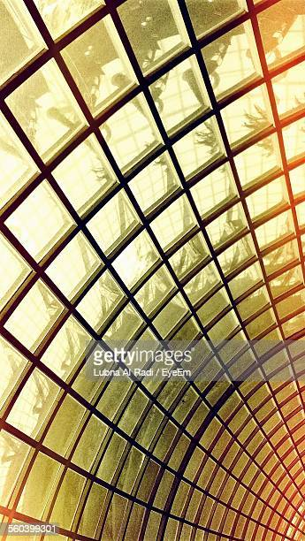 low angle view of ceiling - jiddah stock pictures, royalty-free photos & images
