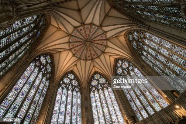 low angle view of church, england, uk - image stock pictures, royalty-free photos & images
