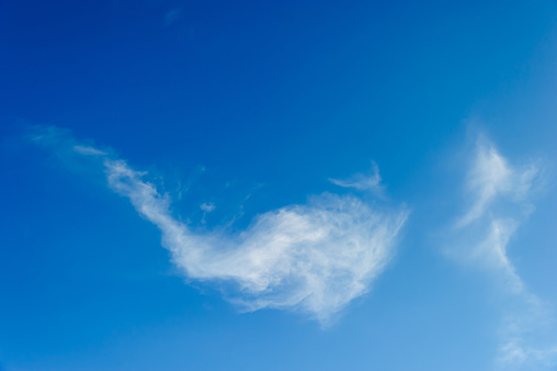 Low Angle View Of Clouds In Sky - gettyimageskorea