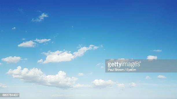 low angle view of clouds in sky - sky only stock pictures, royalty-free photos & images