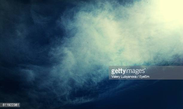 low angle view of cloudy sky - atmospheric mood stock pictures, royalty-free photos & images