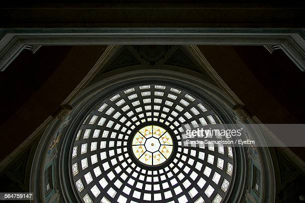 Low Angle View Of Cupola