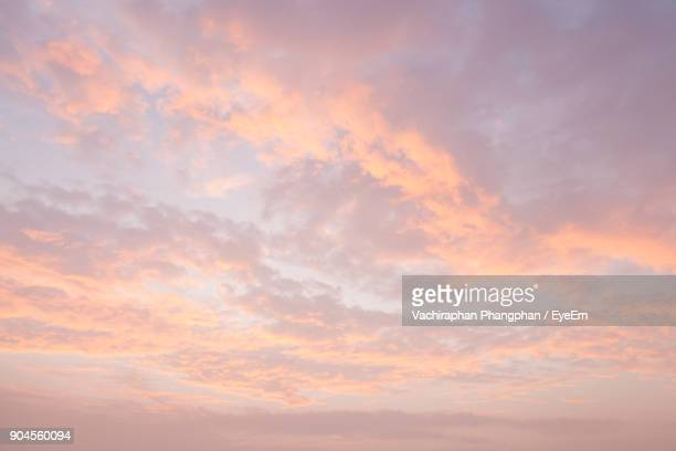 low angle view of dramatic sky - dusk stock pictures, royalty-free photos & images