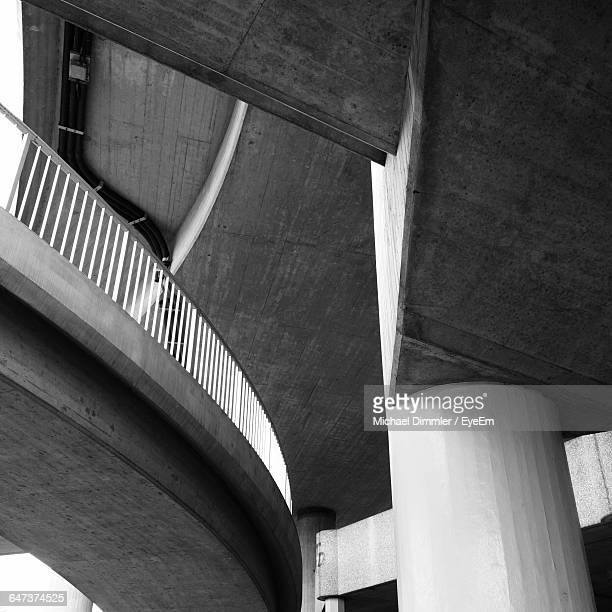 Low Angle View Of Elevated Road