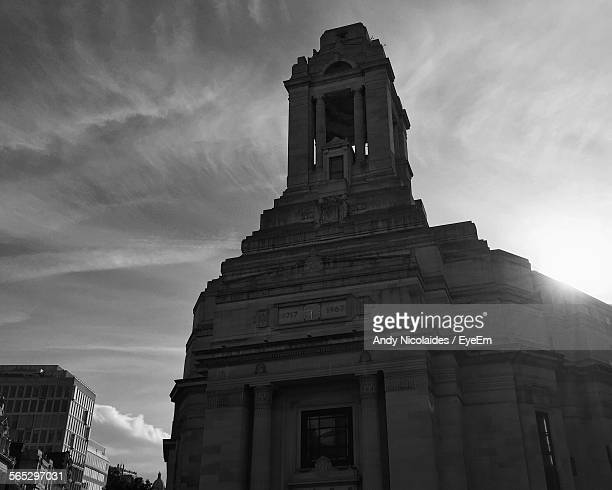Low Angle View Of Freemasons Hall Against Sky