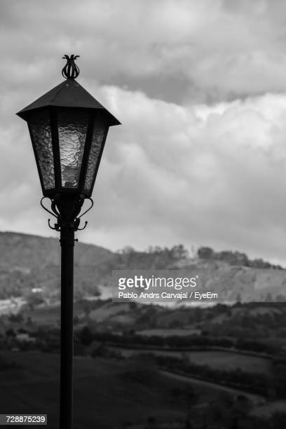 low angle view of landscape against sky - carvajal stock photos and pictures