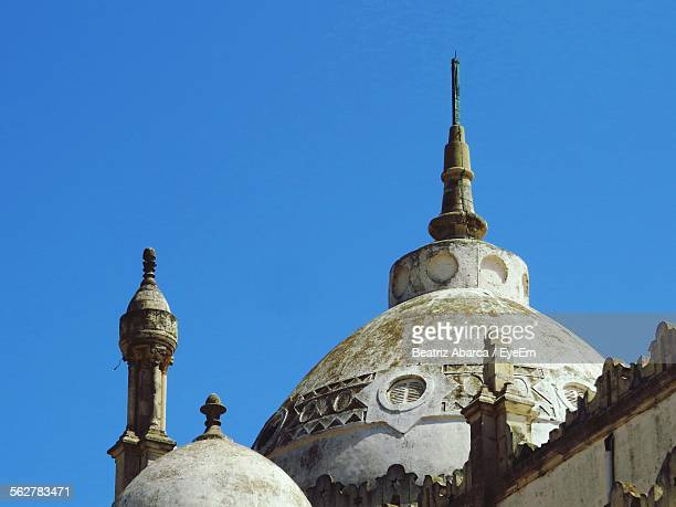 low angle view of old mosque - tunis stock pictures, royalty-free photos & images