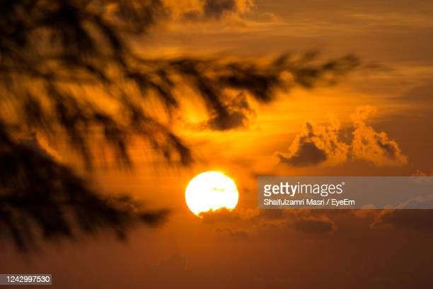 low angle view of sky at sunset - shaifulzamri eyeem stock pictures, royalty-free photos & images