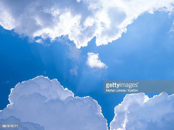 Low Angle View Of Sky