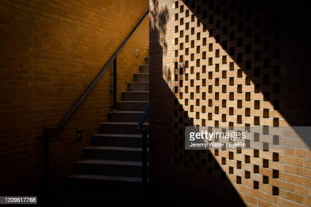low angle view of staircase in building - eyeem jeremy walter stock pictures, royalty-free photos & images