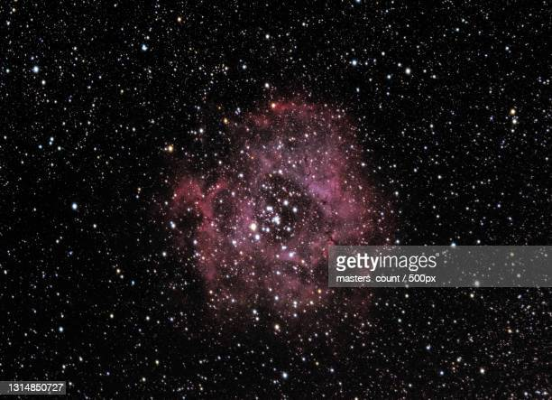 low angle view of stars in sky at night,switzerland - constellation stock pictures, royalty-free photos & images