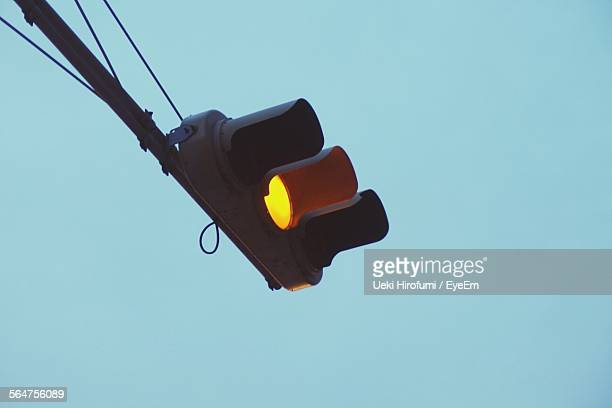 low angle view of stop light - road signal stock pictures, royalty-free photos & images