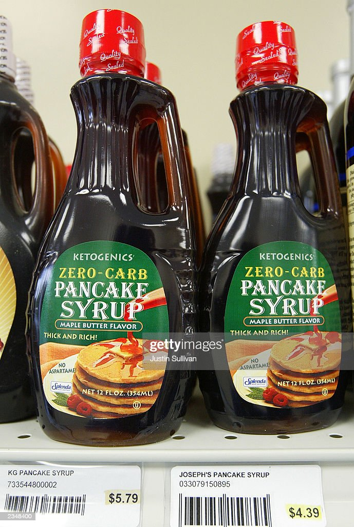 Low Carb Food Stores Gain Popularity : News Photo