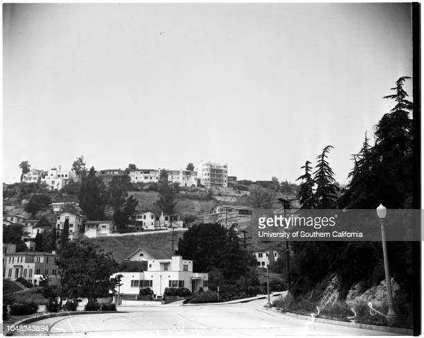 Low flying trial Silverlake area 5 May 1952 William Isaac Flyer defendantAttorney Louis Licht his lawyerMunicipal Judge Ben F Berry PresidingJohn...