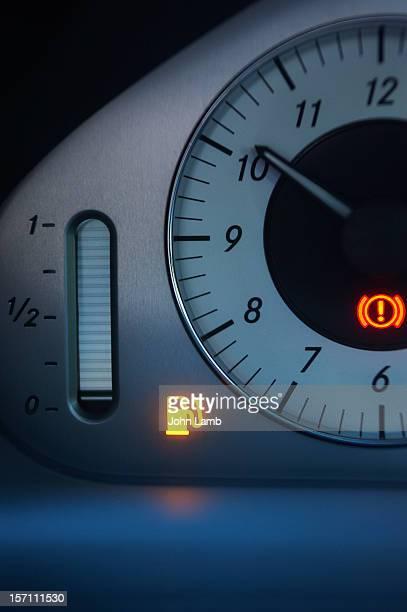 Low fuel!