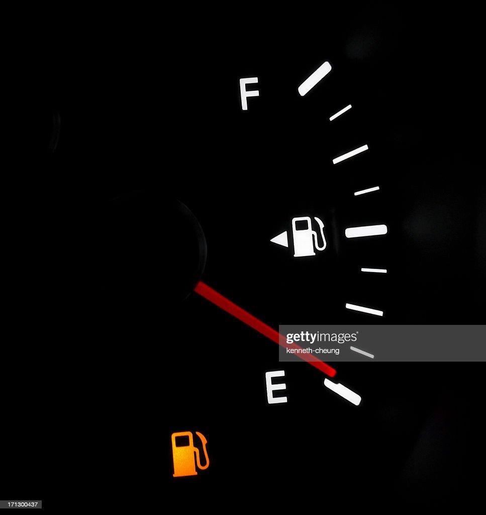 Low Fuel : Stock Photo