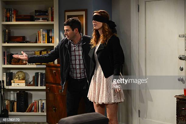 UNDATEABLE 'Low Hanging Fruit' Episode 108 Pictured Brent Morin as Justin Eva Amurri Martino as Sabrina