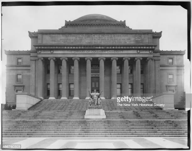 Low Library, Columbia University, New York, New York, 1895.