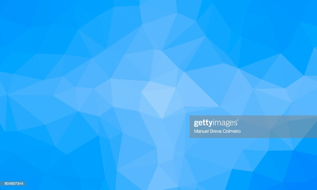 Low poly background : Stock Photo