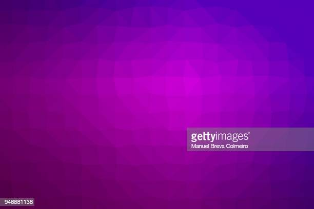 low poly background - purple stock pictures, royalty-free photos & images