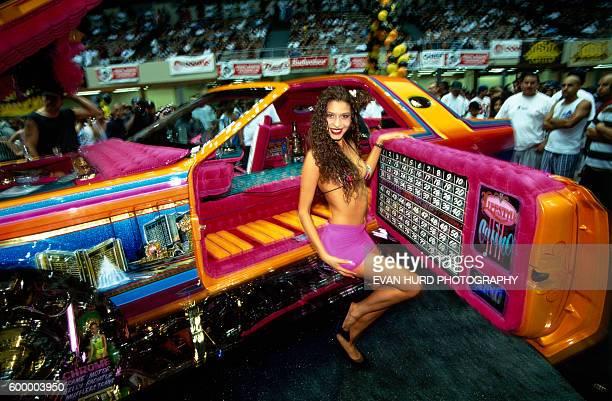 Low Rider Car Show in Los Angeles