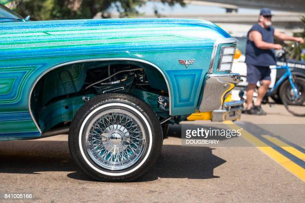 Low Rider Stock Photos And Pictures Getty Images - San diego lowrider car show 2018