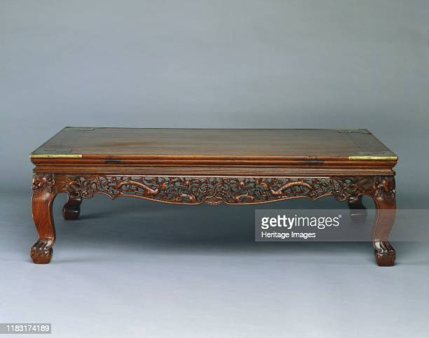 Low Table with Dragons in Clouds 1400s Creator Claude Monet