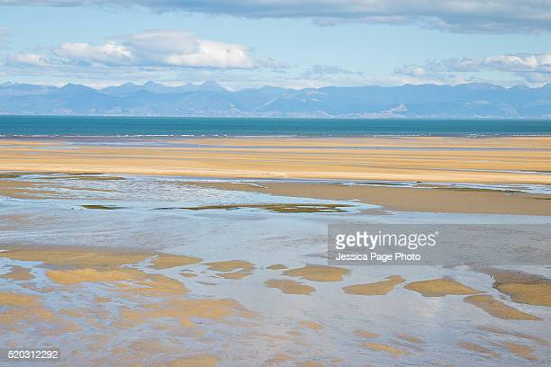 Low tide in Abel Tasman National Park