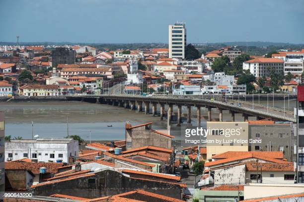 low tide - maranhao state stock pictures, royalty-free photos & images