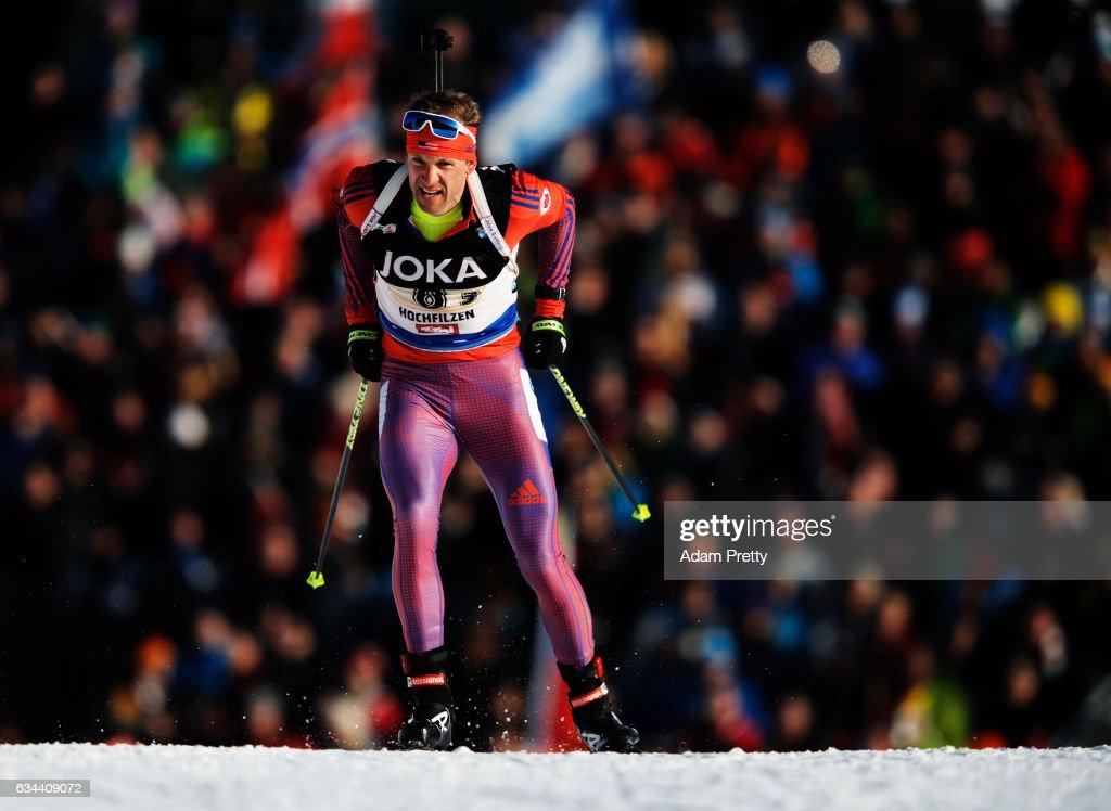 IBU World Championship Biathlon 2017 - Day 2
