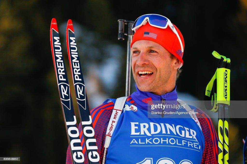 IBU Biathlon World Championships - Men's Individual