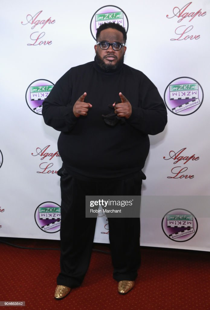 Lowell Pye attends Agape Love Red Carpet on January 13, 2018 in Milwaukee, Wisconsin.