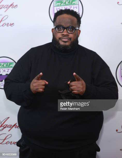 Lowell Pye attends Agape Love Red Carpet on January 13 2018 in Milwaukee Wisconsin