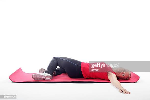Lower Back Stretching Exercise