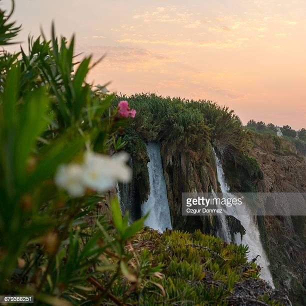 Lower Dueden Waterfall, Lara, Antalya