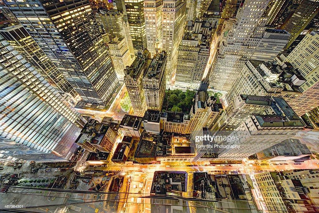 Lower Manhattan - Financial District : Stock Photo