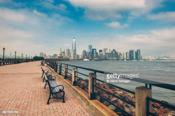 lower manhattan new york city - new jersey stock pictures, royalty-free photos & images