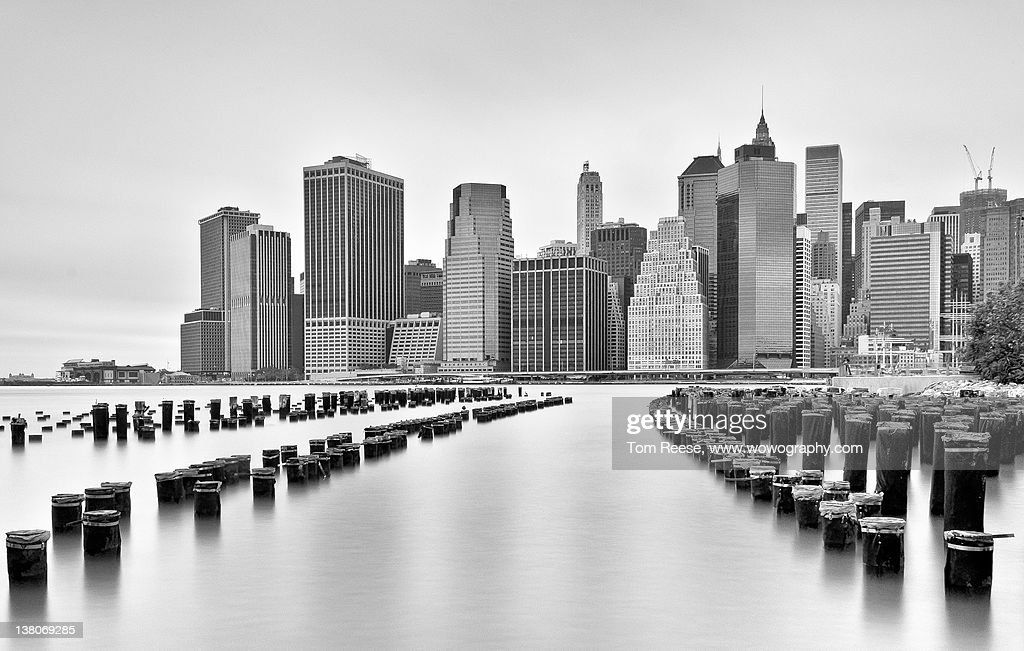 Lower Manhattan : Stock Photo