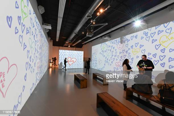 Lower Manhattan's art scene welcomed an innovative new gallery of patient artwork presented by St Jude Children's Research Hospital titled the...